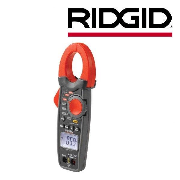 Cyfrowy miernik cęgowy micro CM-100 RIDGID