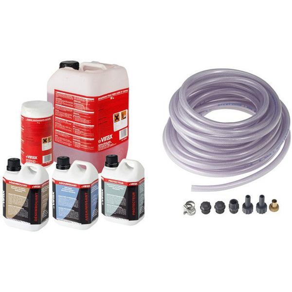 Dodatki i akcesoria do pompy do czyszczenia Virax 295056