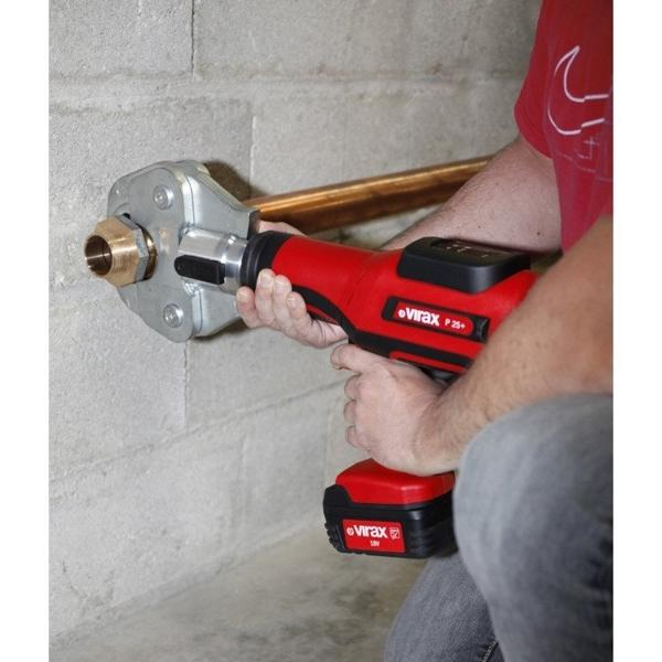 Elektro-hydrauliczna prasa zaciskowa Viper® P25+ 253262
