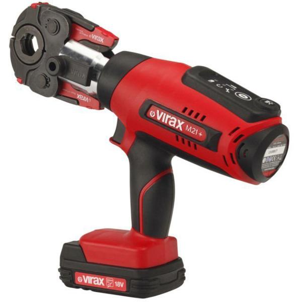 Elektro-mechaniczna prasa zaciskowa Viper® M21+ [RÓŻNE MODELE DO WYBORU]
