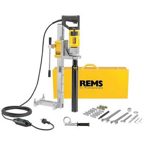 Elektryczna wiertnicadiamentowa REMS Picus S1 Set Simplex 2