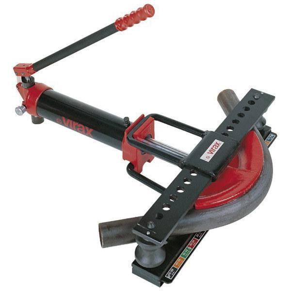 Giętarka hydrauliczna ręczna VIRAX 240249