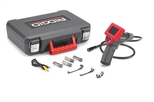 Kamera inspekcyjna / boroskop RIDGID micro CA-25