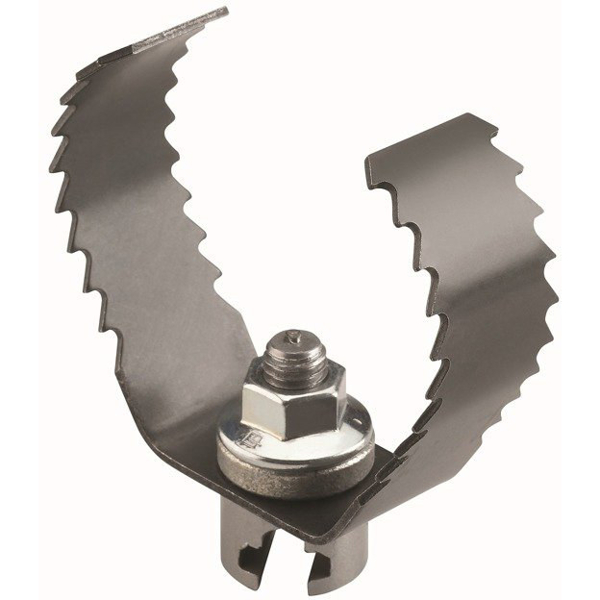 Końcówka nożowa ząb rekina RIDGID 98055 na spiralę 22mm