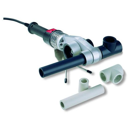 PROMOCJA !!!  Zgrzewarka do rur ROWELD® P 63-3 z regulacją elektroniczną 20-63 mm