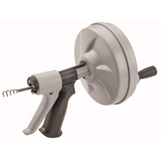Przepychacz Kwik-Spin+ systemem AUTOFEED