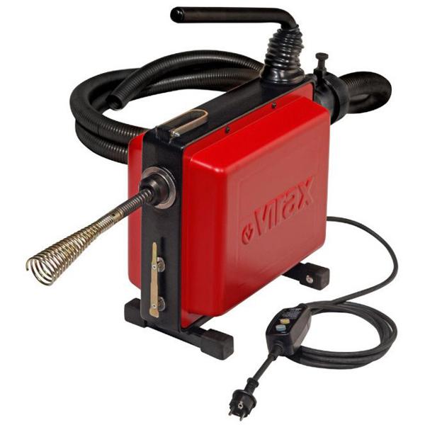 Przepychacz elektryczny z odcinkami linek VAL 96QC VIRAX 293131