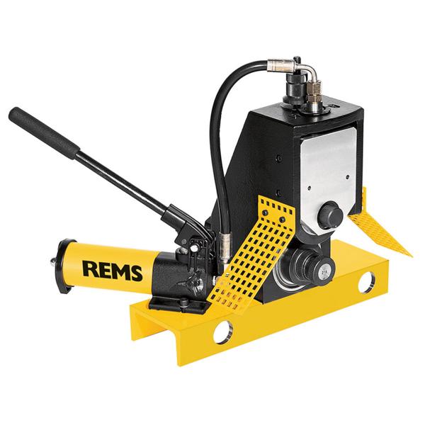 """REMS Collum RG 2 z napędem 1700 W 1 – 12"""" ( rolki w zestawie 2-6"""" )"""