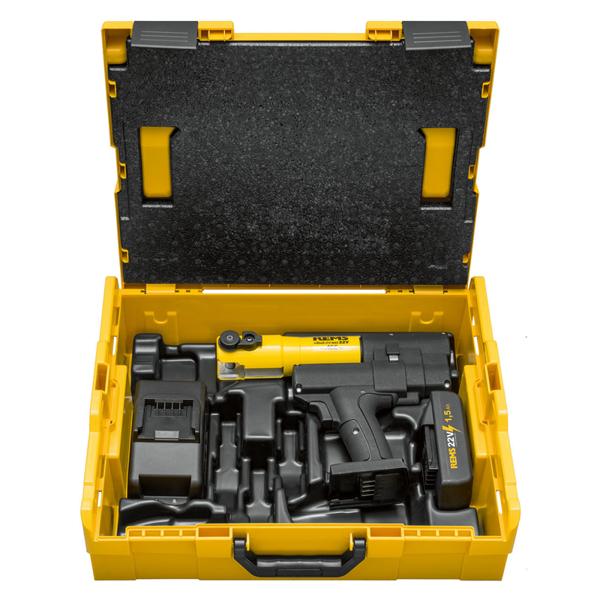 REMS Mini-Press 22V ACC Basic-Pack