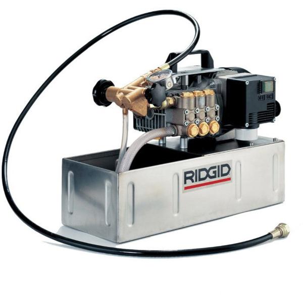RIDGID Elektryczna pompa do testowania instalacji model 1460E