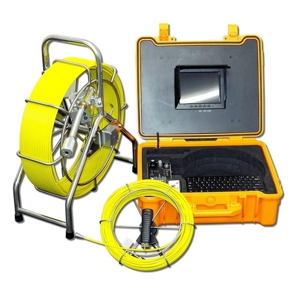 Zestaw inspekcyjny do rur. Kamera inspekcyjna GTools model GT-Cam 40/18